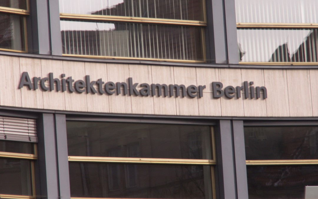 Ayekoo in der Architektenkammer Berlin